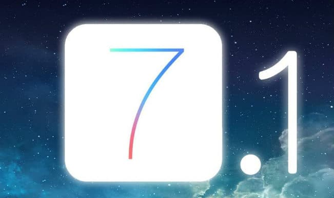 iOS 7.1 is out! What's New?