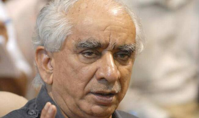 Jaswant Singh gets hero's welcome from supporters