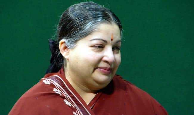 Talks can take place only after release of TN fishermen: Jayalalithaa