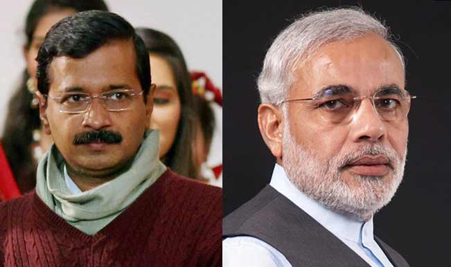 Lok Sabha Elections 2014:Is Narendra Modi rattled by AK-49?