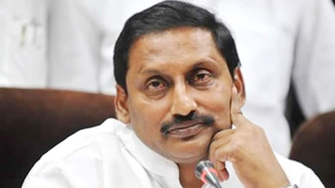 Kiran Reddy announces new party