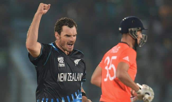 ICC World T20 2014, England vs New Zealand: New Zealand to chase 173