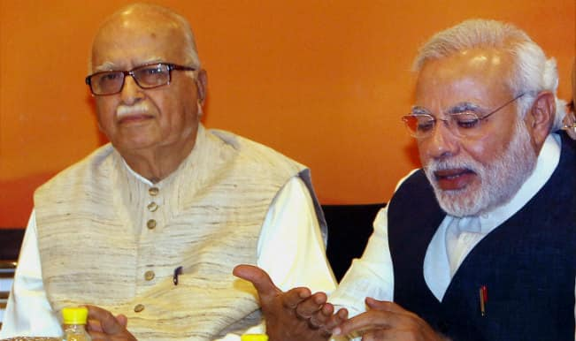 LK Advani to contest from Gandhinagar for BJP