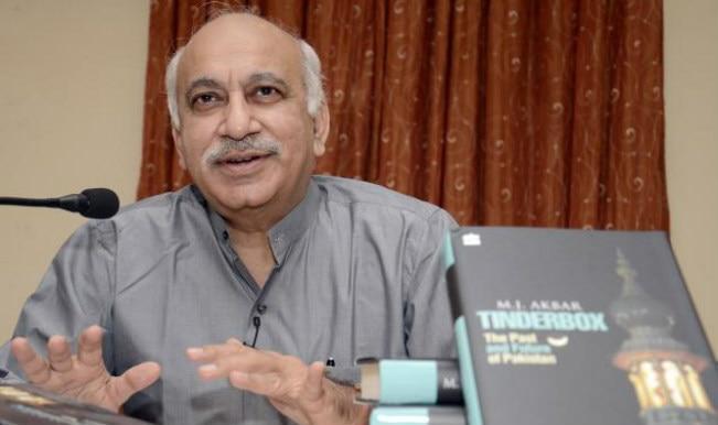 MJ Akbar, NK Singh join BJP, JD-U fumes