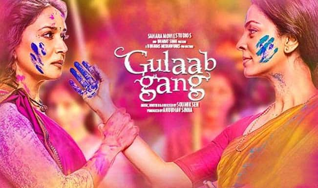 Gulaab Gang to release in theatres with disclaimer for Sampat Pal
