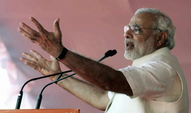Wardha rally: Narendra Modi speaks of new formula to help farmers