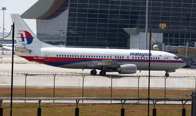 Missing Malaysian airline MH370: Search may last several days