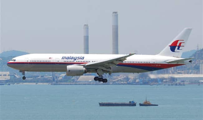 Malaysia Airlines Boeing 777 200ER