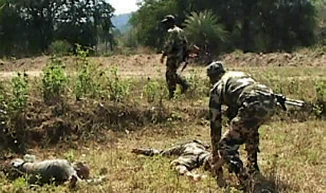 15 security men killed in Chhattisgarh Maoist Attack