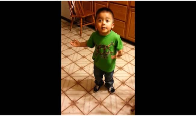 Cutest 3-year-old convincing mom for a cupcake – Watch the video!
