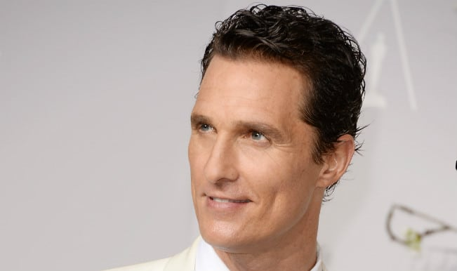 Matthew McConaughey: 5 things you probably did not know about the Oscar-winning actor!