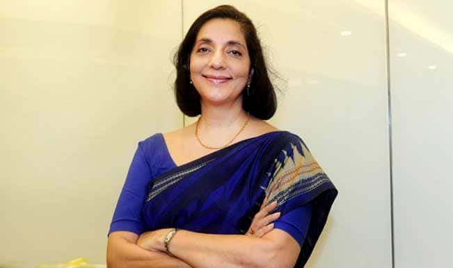 Lok Sabha Elections 2014: Meet your candidate – Meera Sanyal, Aam Aadmi Party, Mumbai South