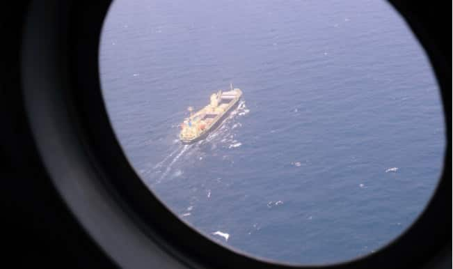 Missing Malaysian jet might have turned back before losing contact