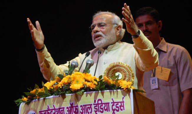 Third front experiment will prove costly for the country: Modi