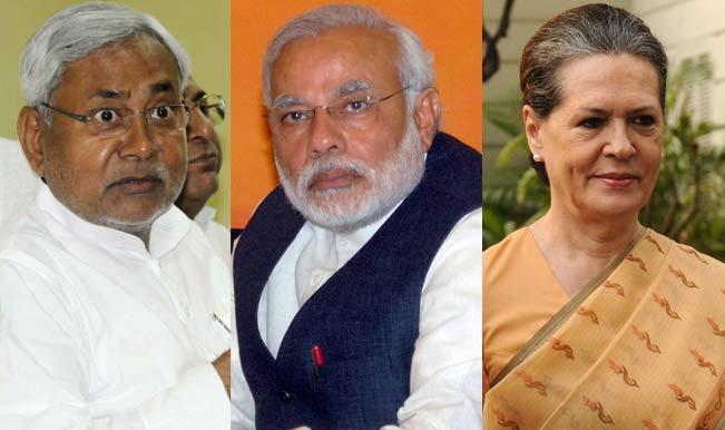 Narendra Modi, Sonia Gandhi, Nitish Kumar: Clash of Titans in Bihar