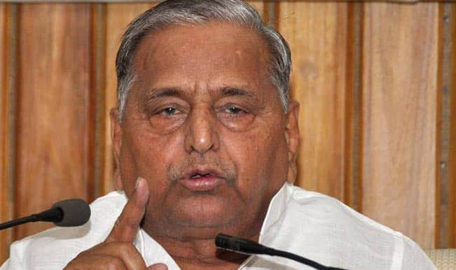 Mulayam-Singh-Yadav,-Samajwadi-Party-Leader