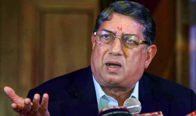N Srinivasan, The most corrupt BCCI President of all time: Watch video
