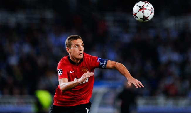 Inter Milan sign Manchester United defender Nemanja Vidic