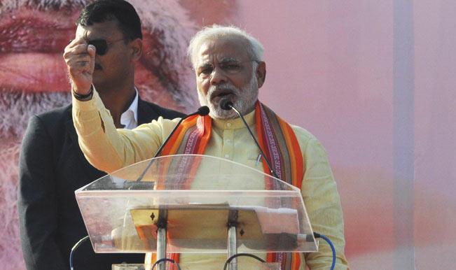 Narendra Modi says Nitish's PM ambitions led to BJP-JDU alliance break-up