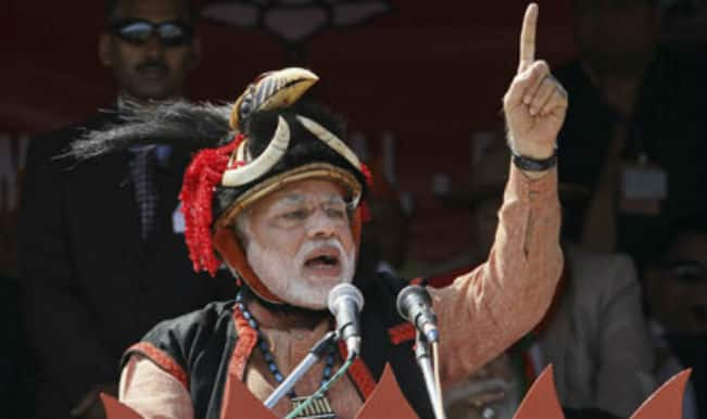 Narendra Modi_north east