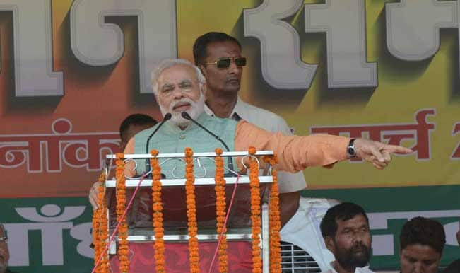 People will vote to punish Congress: Narendra Modi