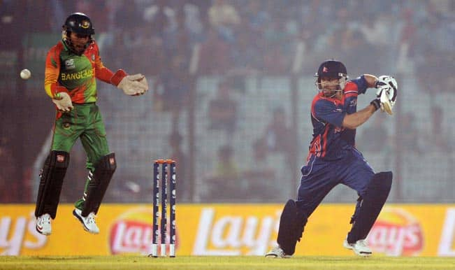 ICC World Twenty20 2014: Bangladesh beat Nepal convincingly