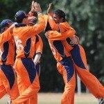 Zimbabwe restrains Netherlands to 140/5 despite Tom Cooper's heroics