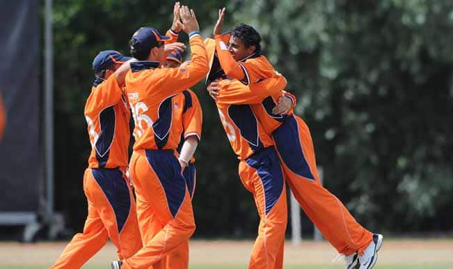 Netherlands v Canada - ICC World Cricket League Division One