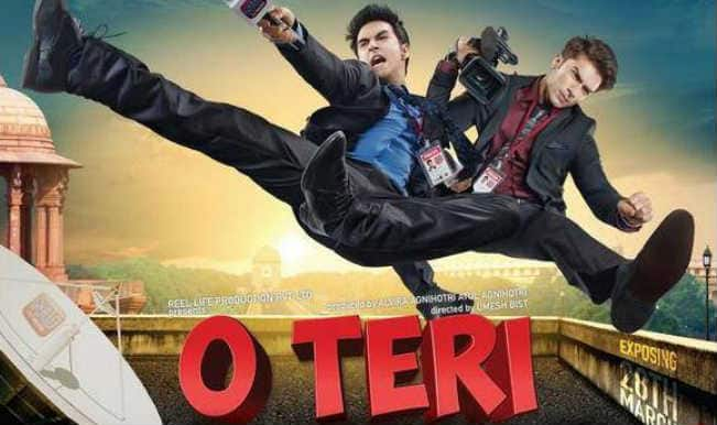 'O Teri' movie review: Masala-mix version of 'Jaane Bhi Do Yaaron'