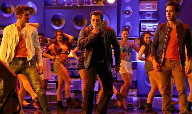 Salman Khan goes 'O Teri' with Pulkit Samrat and Bilal Amrohi - Watch the video!