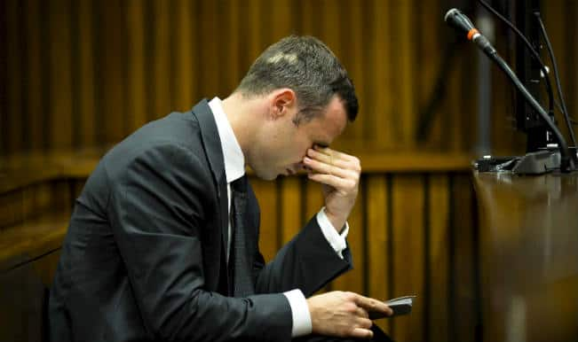 Oscar Pistorius' lawyer challenges forensic expert claims 'tampering' with evidence