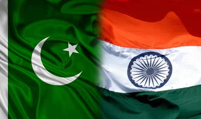 Image result for india vs pakistan flag