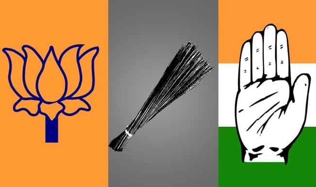 Lok Sabha Polls 2014 Decoding Indias Top 5 Political Party Symbols