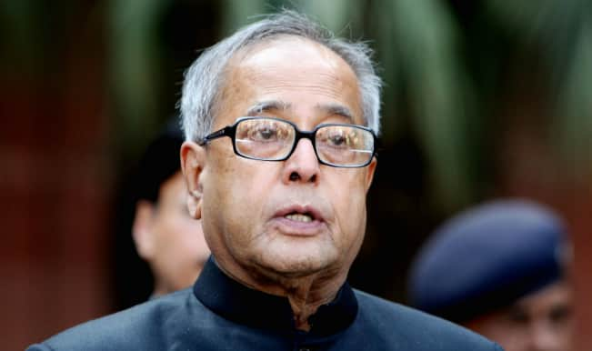 Pranab Mukherjee gives nod to Telangana bill, president's rule in Andhra Pradesh