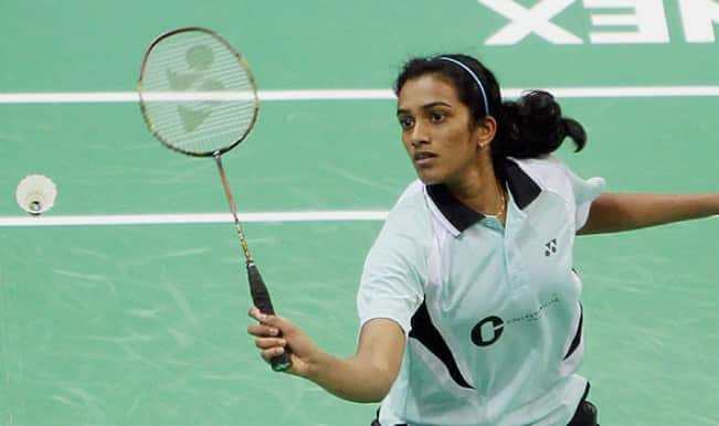PV Sindhu enters Swiss Open quarter finals
