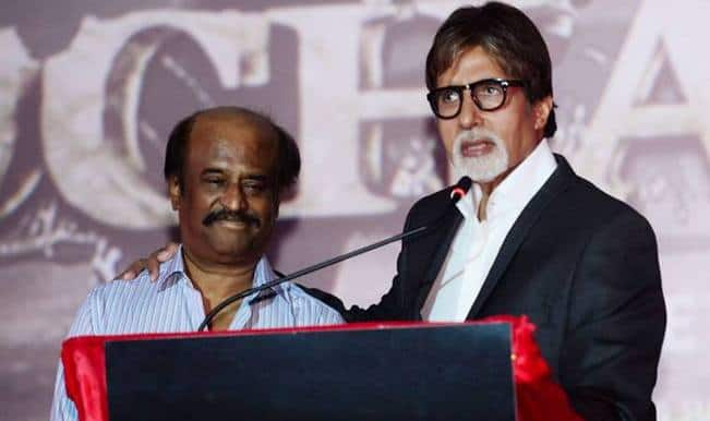 Kochadaiiyaan Hindi trailer launch: Amitabh Bachchan is all praise for Rajinikanth!