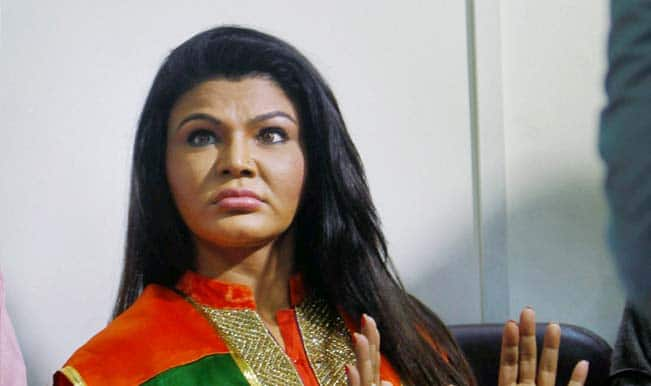 Rakhi Sawant to contest elections in Mumbai