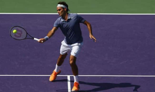 Roger federer_Miami Masters
