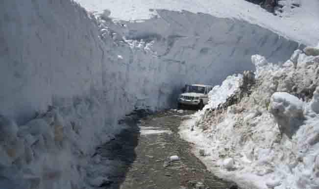 Strategic Rohtang tunnel may miss 2015 deadline