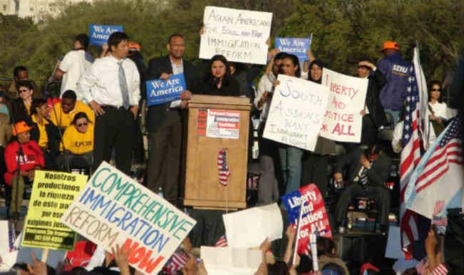 South Asian body in United States backs demand for immigration reform vote