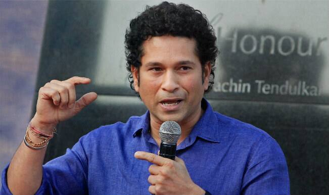 Didn't want to miss important names in farewell speech: Sachin Tendulkar