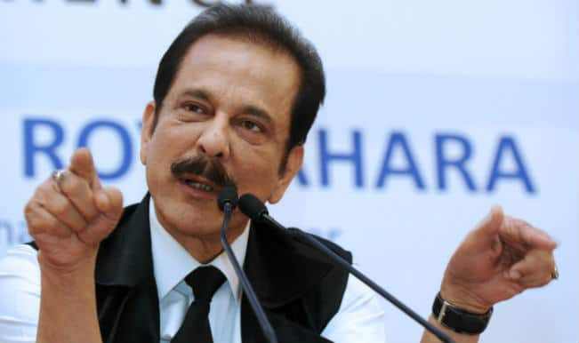 Supreme Court to hear Sahara plea on Thursday