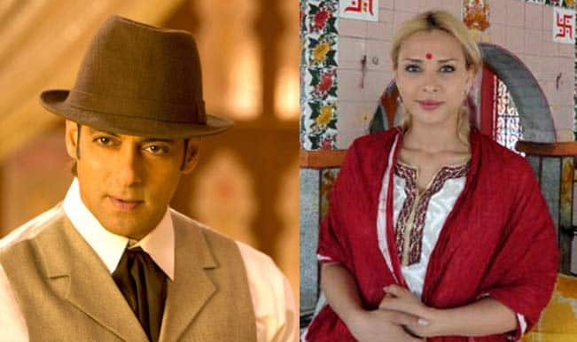 Is Salman Khan and Iulia Vantur's marriage news a publicity stunt for O Teri song? Watch video!