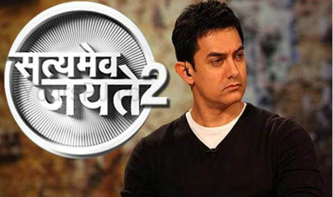 Birthday boy Aamir Khan dedicates this year to Satyamev Jayate