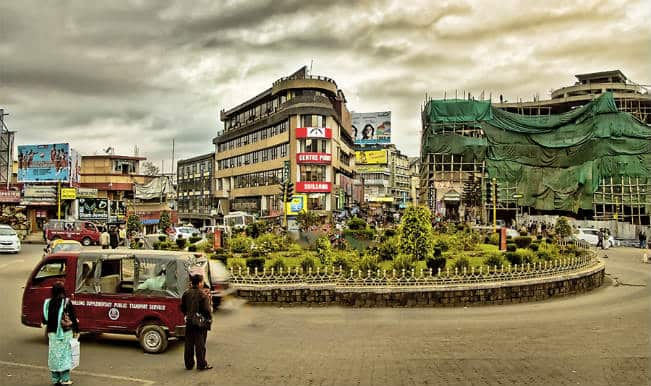 Shillong most favoured tourist destination in the north-east
