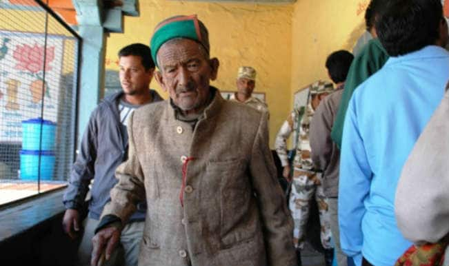 97-year-old Shyam Saran Negi's appeal to vote is a raze online