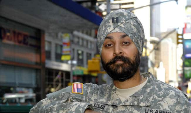 Sikhs in United States Army: India welcomes lawmakers' backing