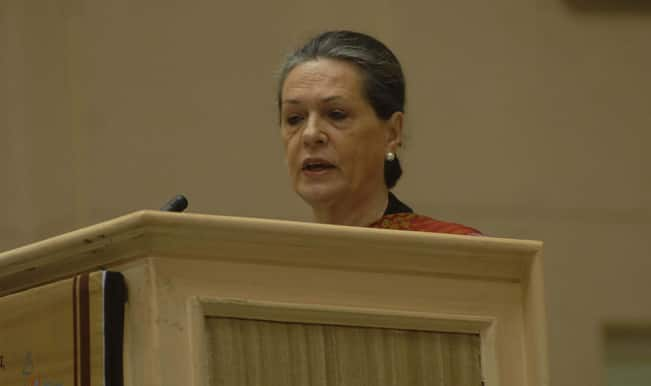 Sonia Gandhi defends election ticket for Ashok Chavan