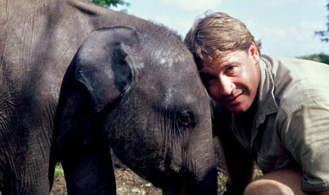"Steve Irwin's final words were ""I'm dying"" says cameraman who captured his death"