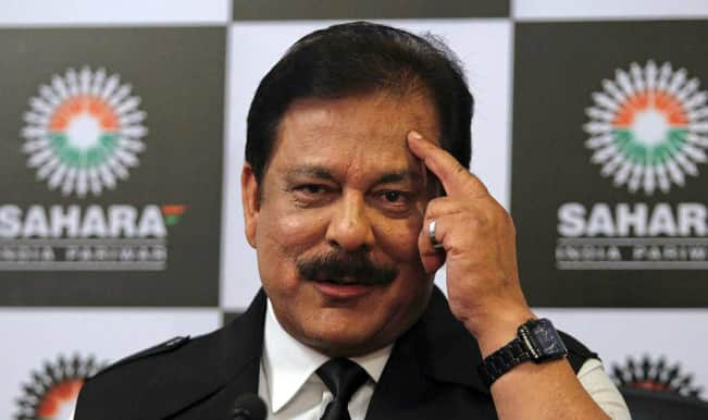 What led to the arrest of Sahara Chief Subrata Roy?
